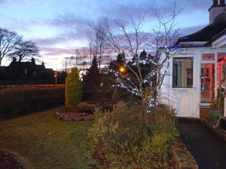 House at dusk 2